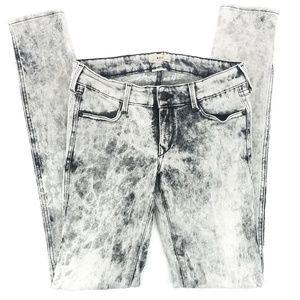 &NOW Acid Washed Skinny Jean